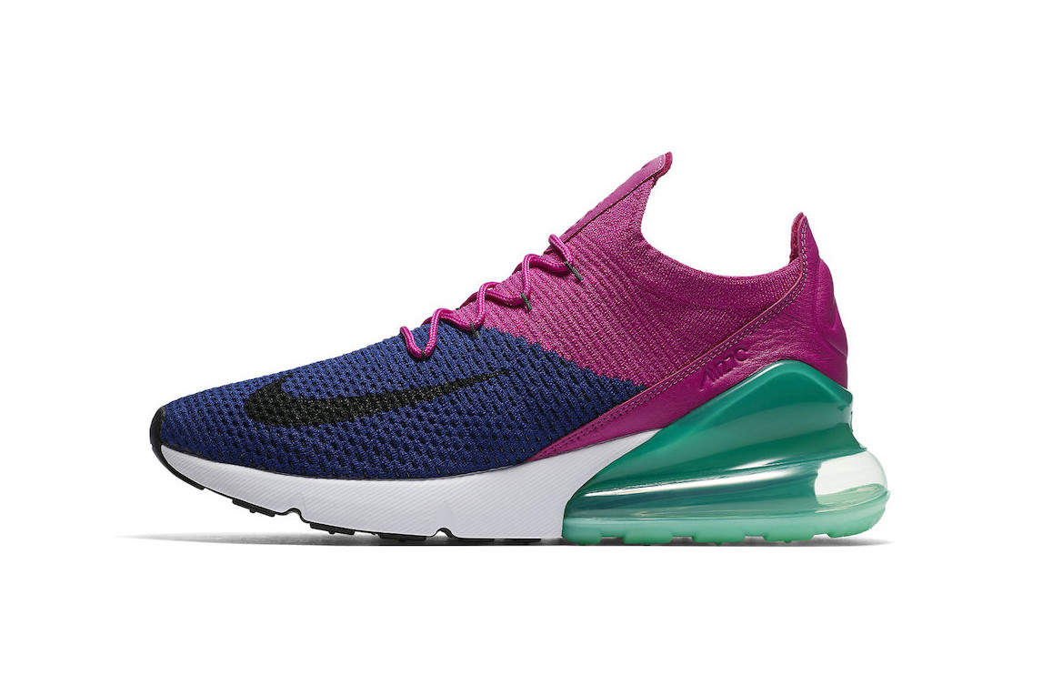 best sneakers 58f2d dcde6 Nike Air Max 270 Flyknit
