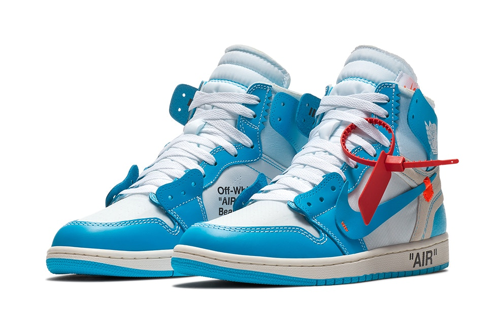 Off-White™ x Air Jordan 1 Retro High
