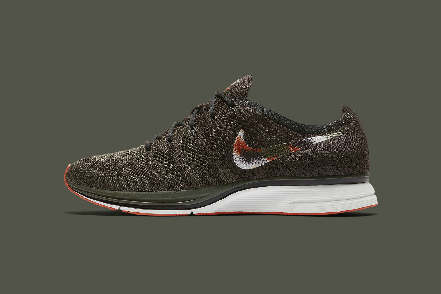 a9f88280b27b ... low cost nike flyknit trainer dark green black white ah8396 202 may 26  2018 release date