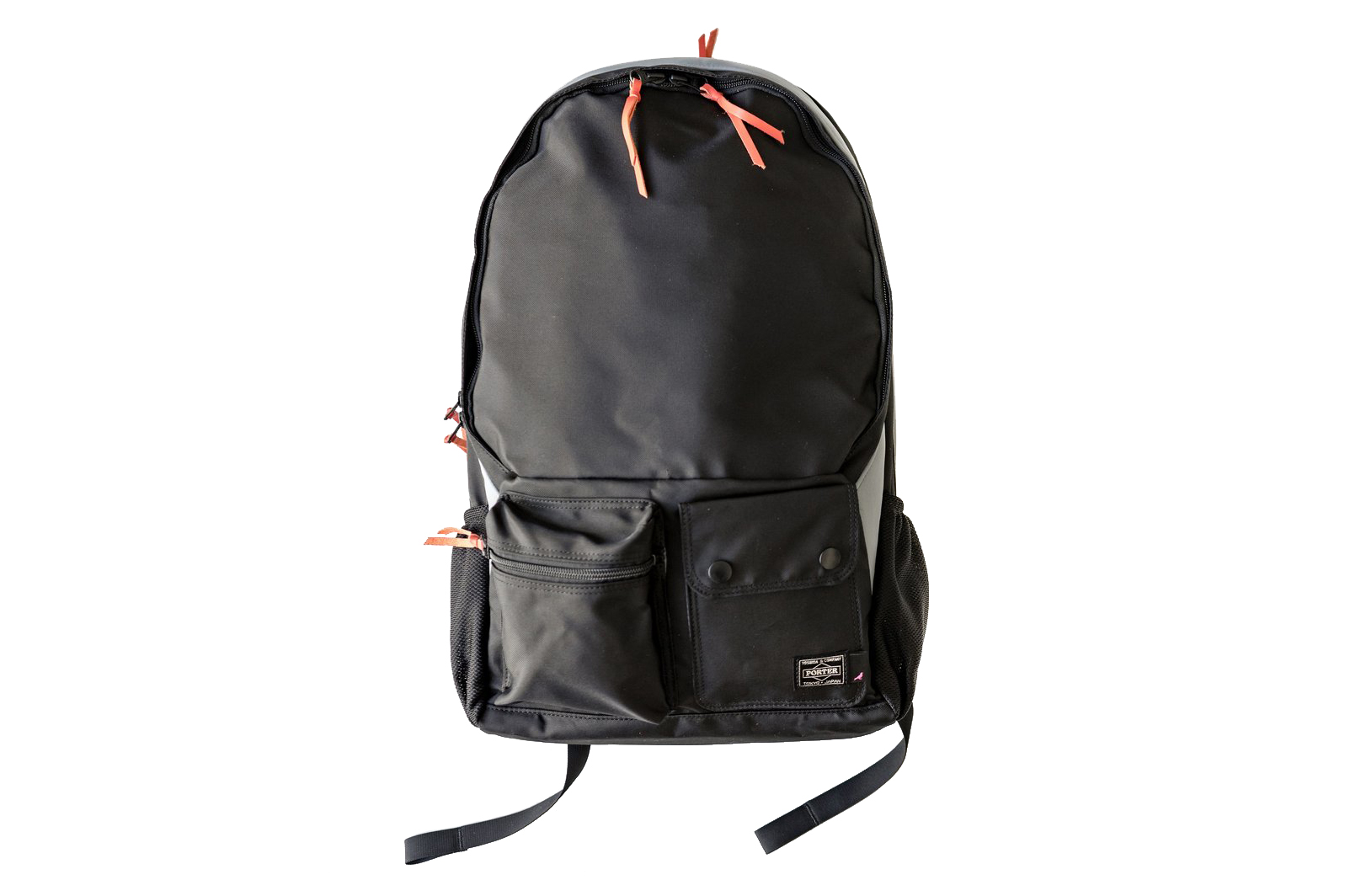Staple Porter daypack backpack collaboration 20th anniversary jeff leather nylon pigeon brand twenty years two decades 550 usd laptop