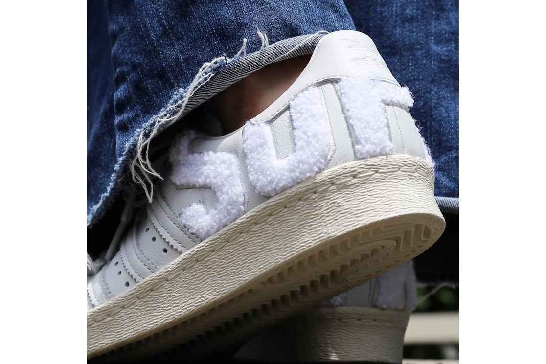 adidas originals Superstar 80s Varsity Letter Pack Release date purchase sneakers