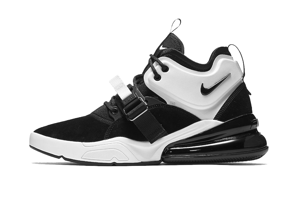 Nike Air Force 270 Black/White