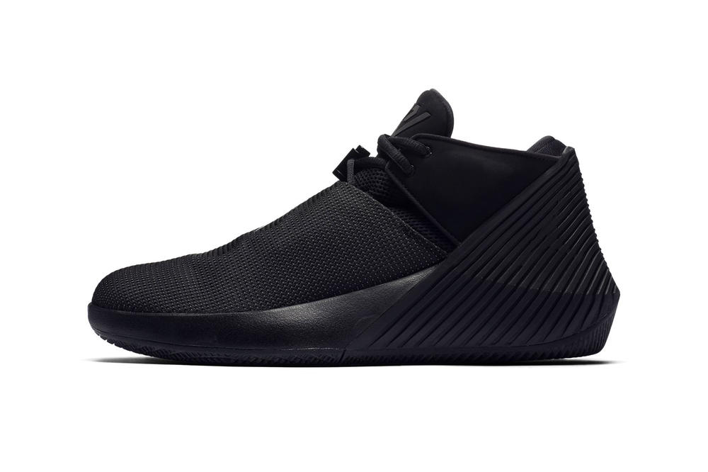 Jordan Why Not Zer0.1 All-Black Colorway Release  a44f5be83