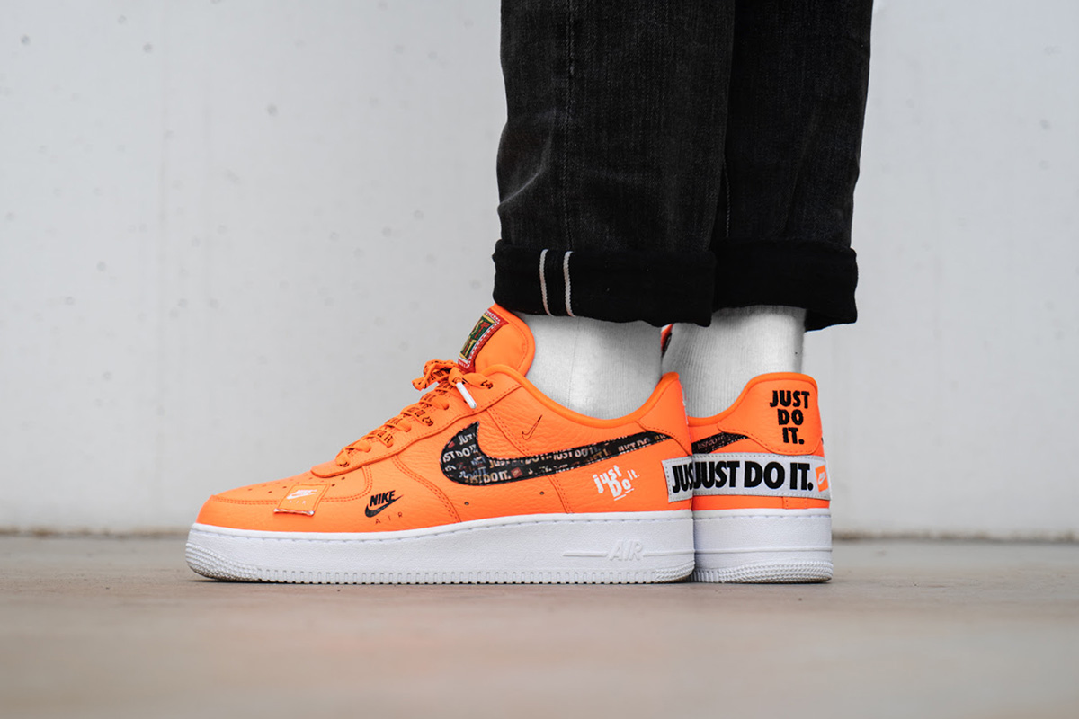 air force 1 just do it