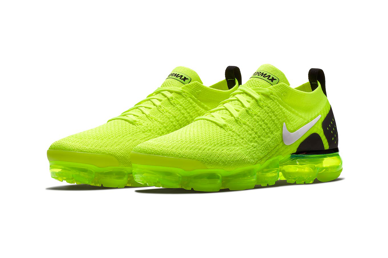 "super popular cd3af 1683e Nike Air VaporMax 2 ""Volt"""