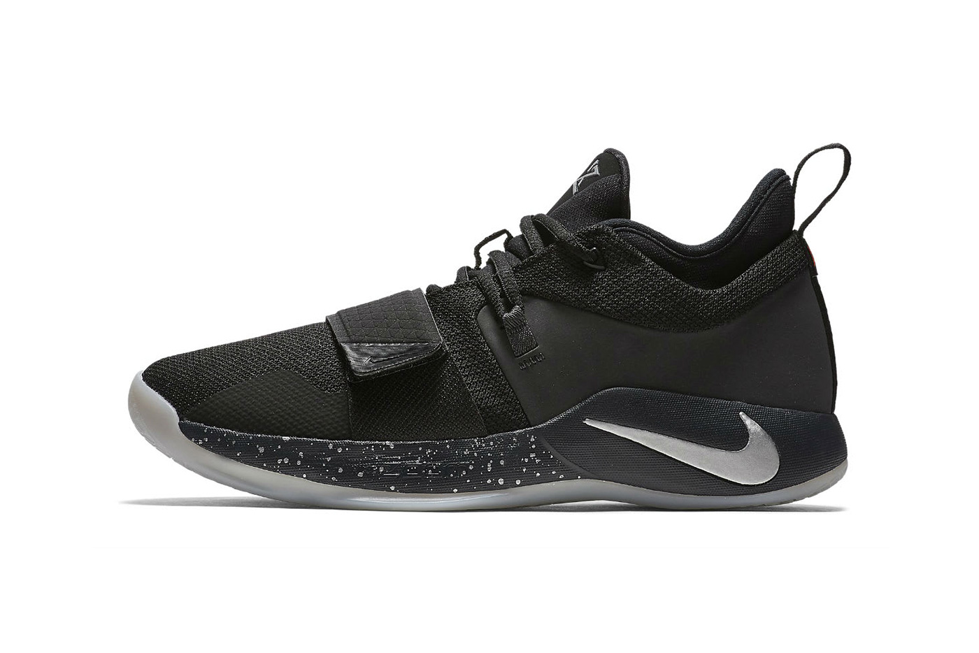Nike PG 2.5 (Black/Pure Platinum-Anthracite)