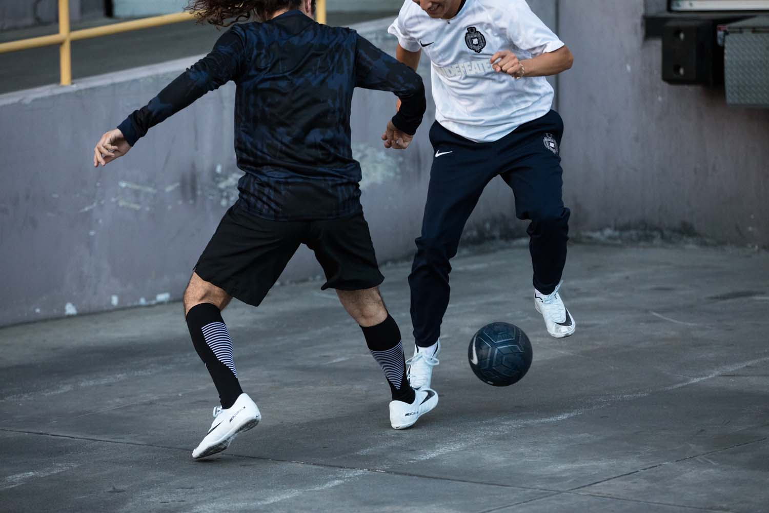 UNDEFEATED x Nike 2018 FIFA World Cup Capsule Collection Soccer Football Jerseys Event Pop-Up Tournament