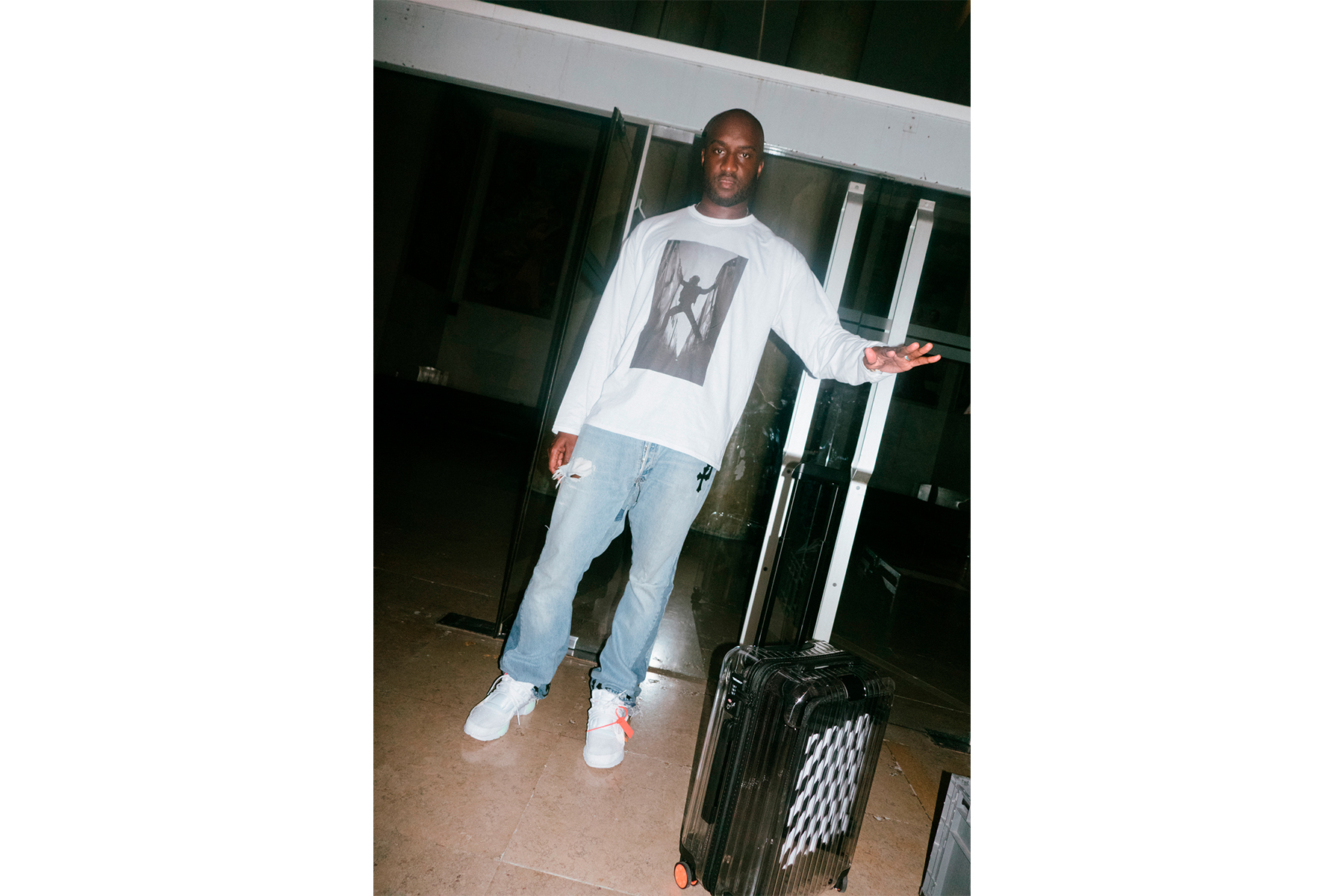 Off-White™ x RIMOWA Suitcase