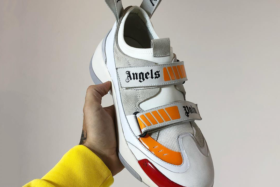 Palm Angels New Sneaker Silhouette preview teaser instagram june 14 2018