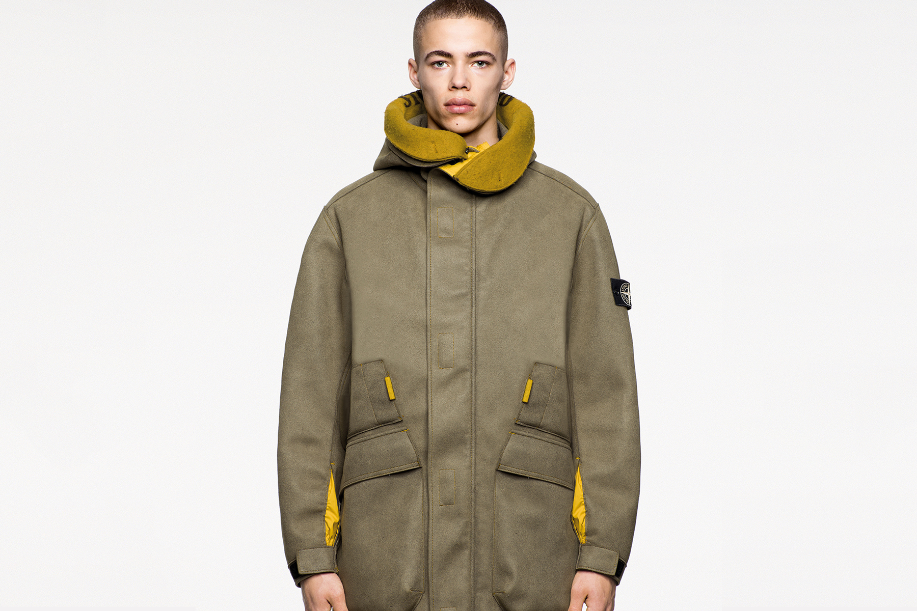 Stone Island Fall/Winter 2018