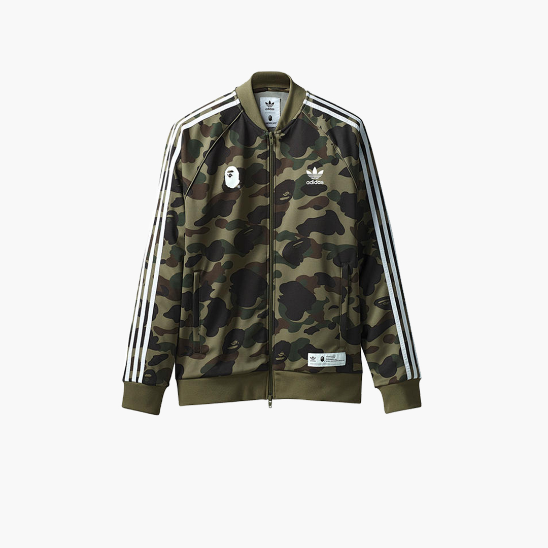 BAPE x adidas Originals Fall/Winter 2018