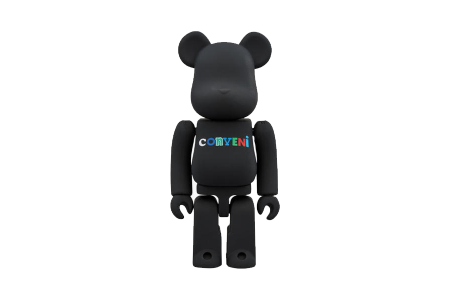 THE CONVENI x Medicom Toy BE@RBRICKS
