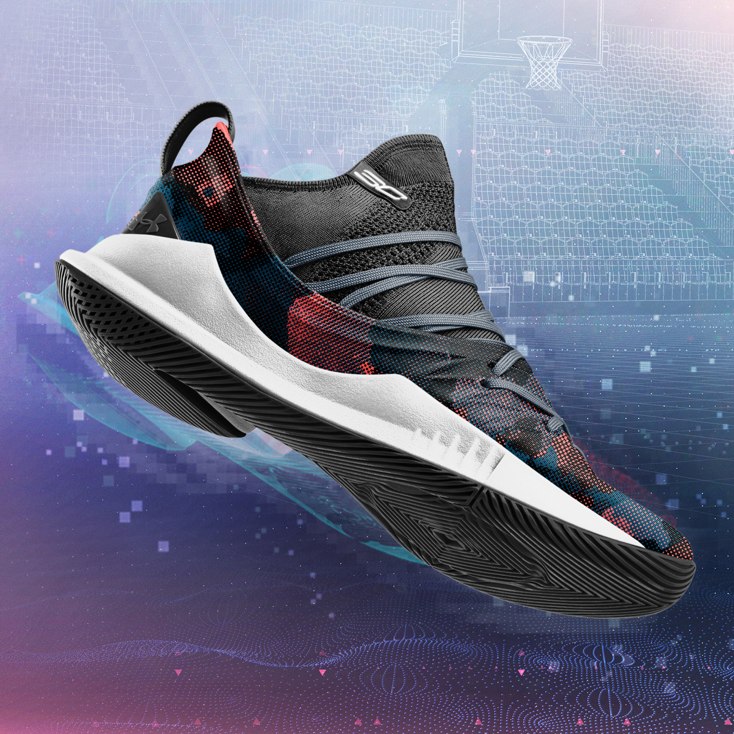 Under Armour Curry 5 ICON Footwear Customization