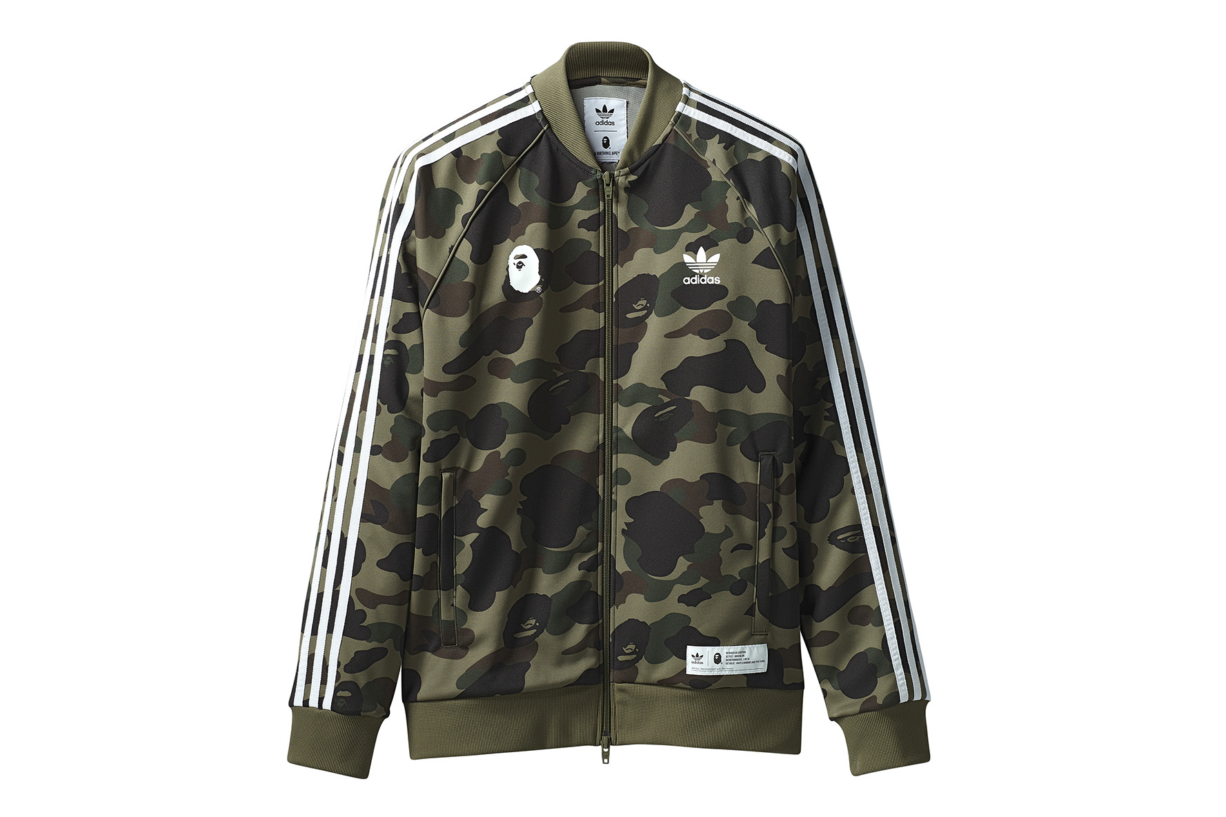 afa744e10 BAPE x adidas Originals 2018 Apparel Collection | HYPEBEAST