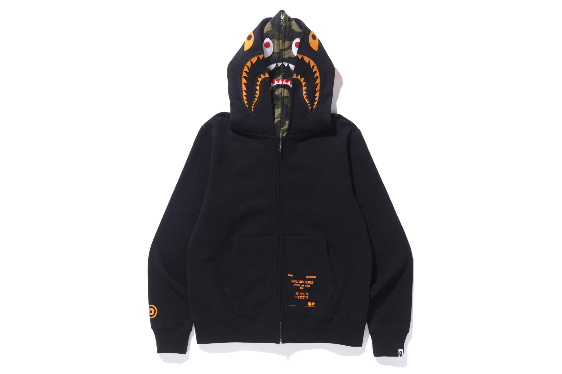 UNDEFEATED x BAPE Exclusive Hong Kong Capsule