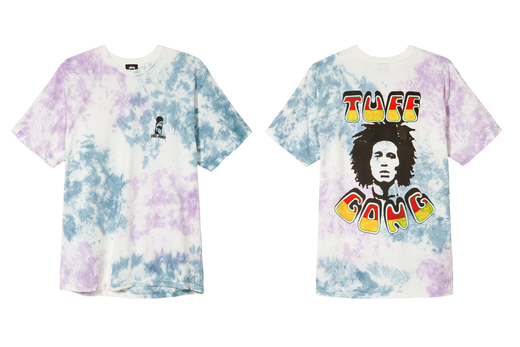 Bob Marley x Stüssy 2018 Collaboration