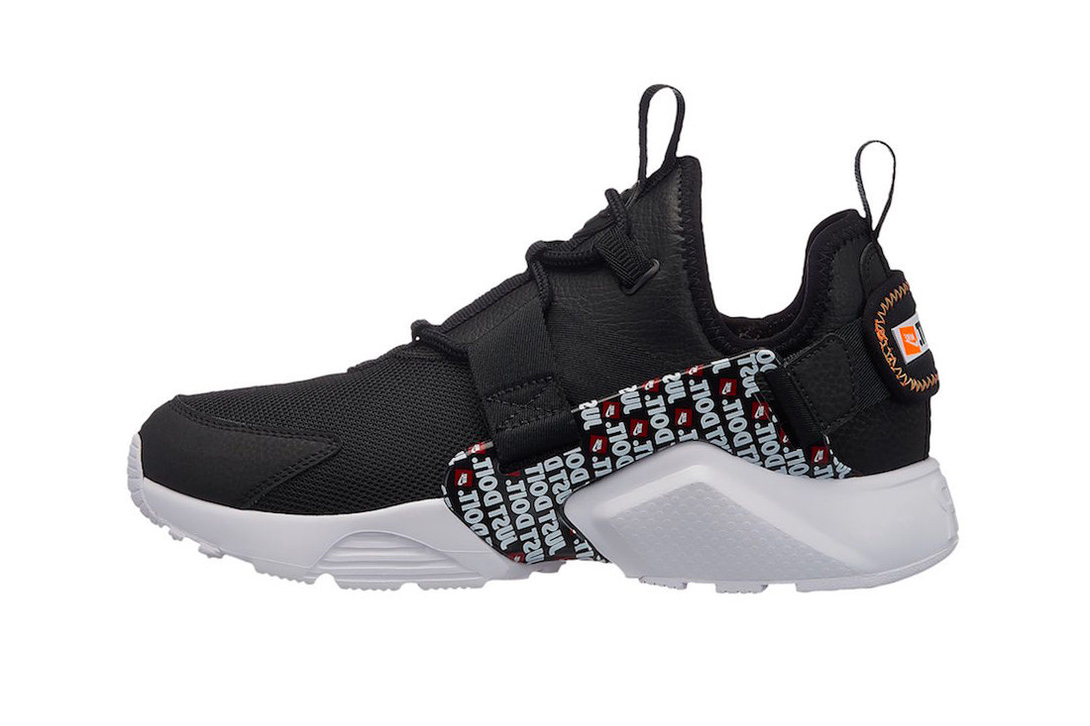 """Nike Air Huarache City Low """"Just Do It"""""""
