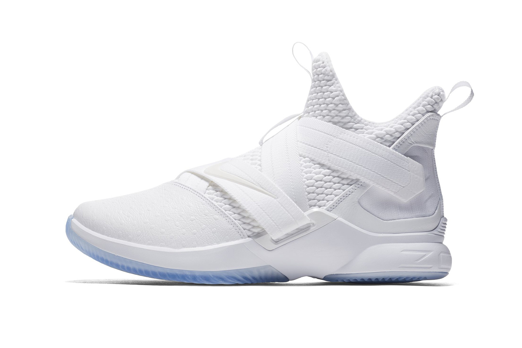 big sale b11bf 53d76 Nike LeBron Soldier 12