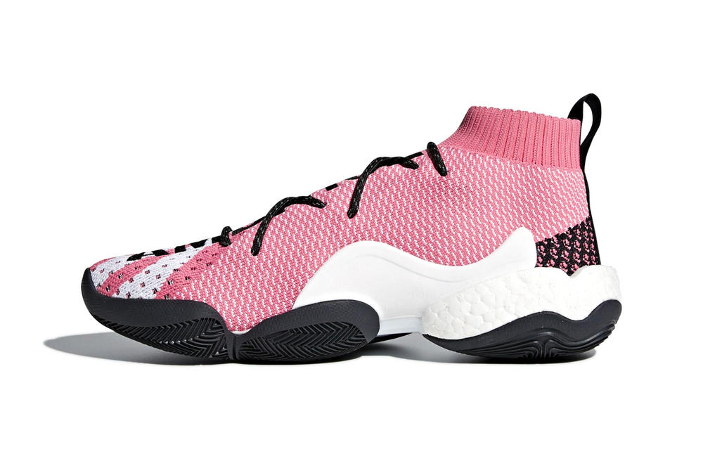 separation shoes 791d0 767ee Pharrell x adidas Crazy BYW