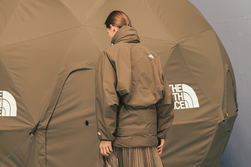 HYKE x The North Face Fall/Winter 2018