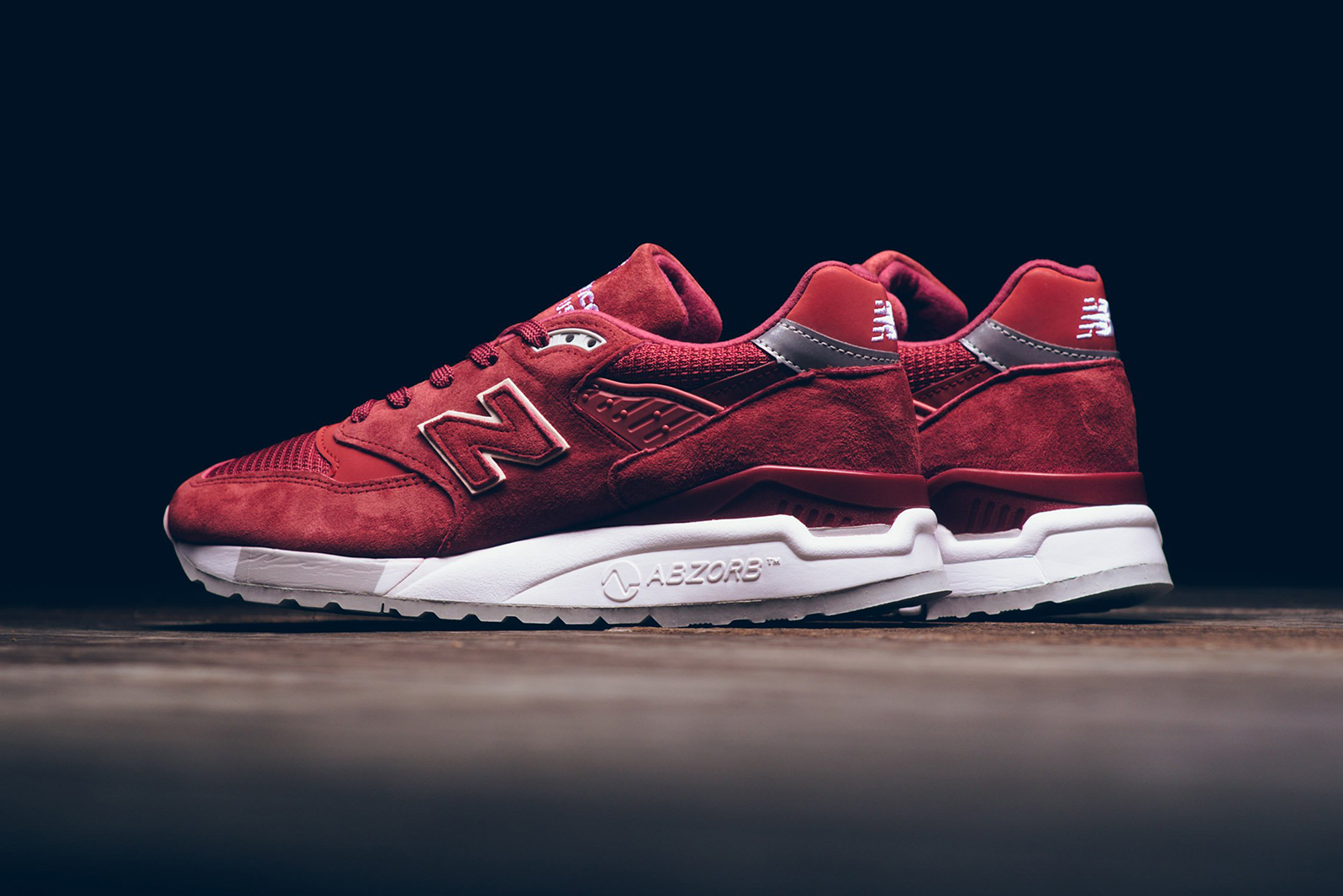 buy online 07d60 26262 New Balance 998 RBE Red/White Release Details | HYPEBEAST