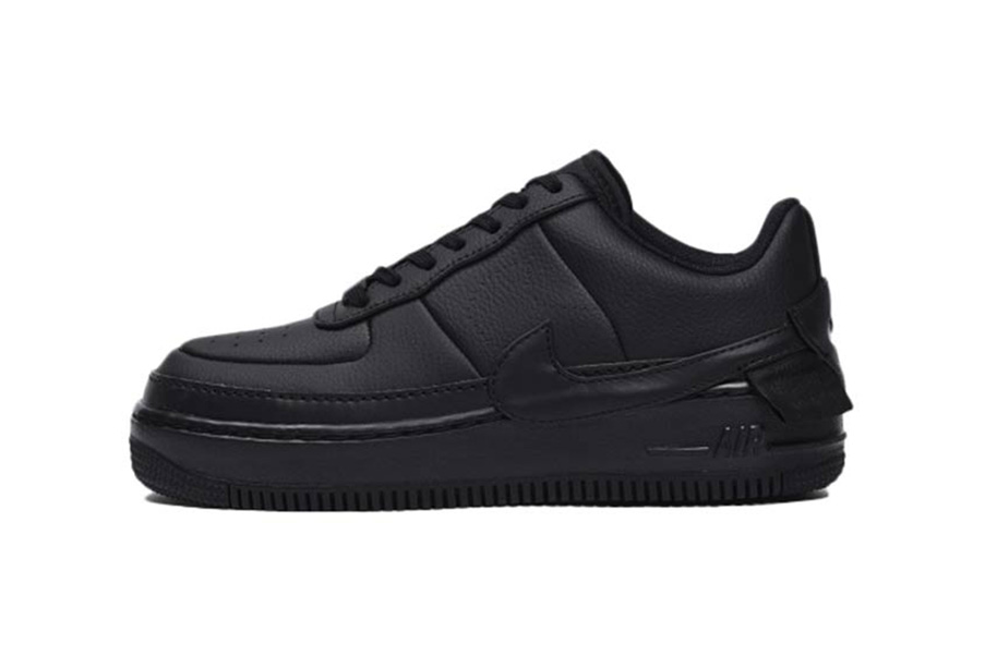 Nike Air Force 1 Jester XX Triple Black Release Details Women's Shoes Trainers Kicks Sneakers Footwear Available Purchase Buy Cop Now Billy's Tokyo Online Web Store