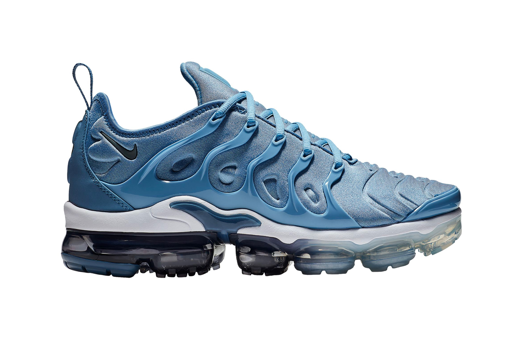 "buy online e6838 3675c Nike Air VaporMax Plus ""Work Blue/Cool Grey"""
