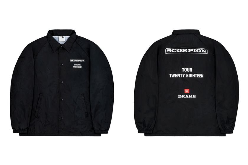 Personalized Drake 'Scorpion' Tour Jacket
