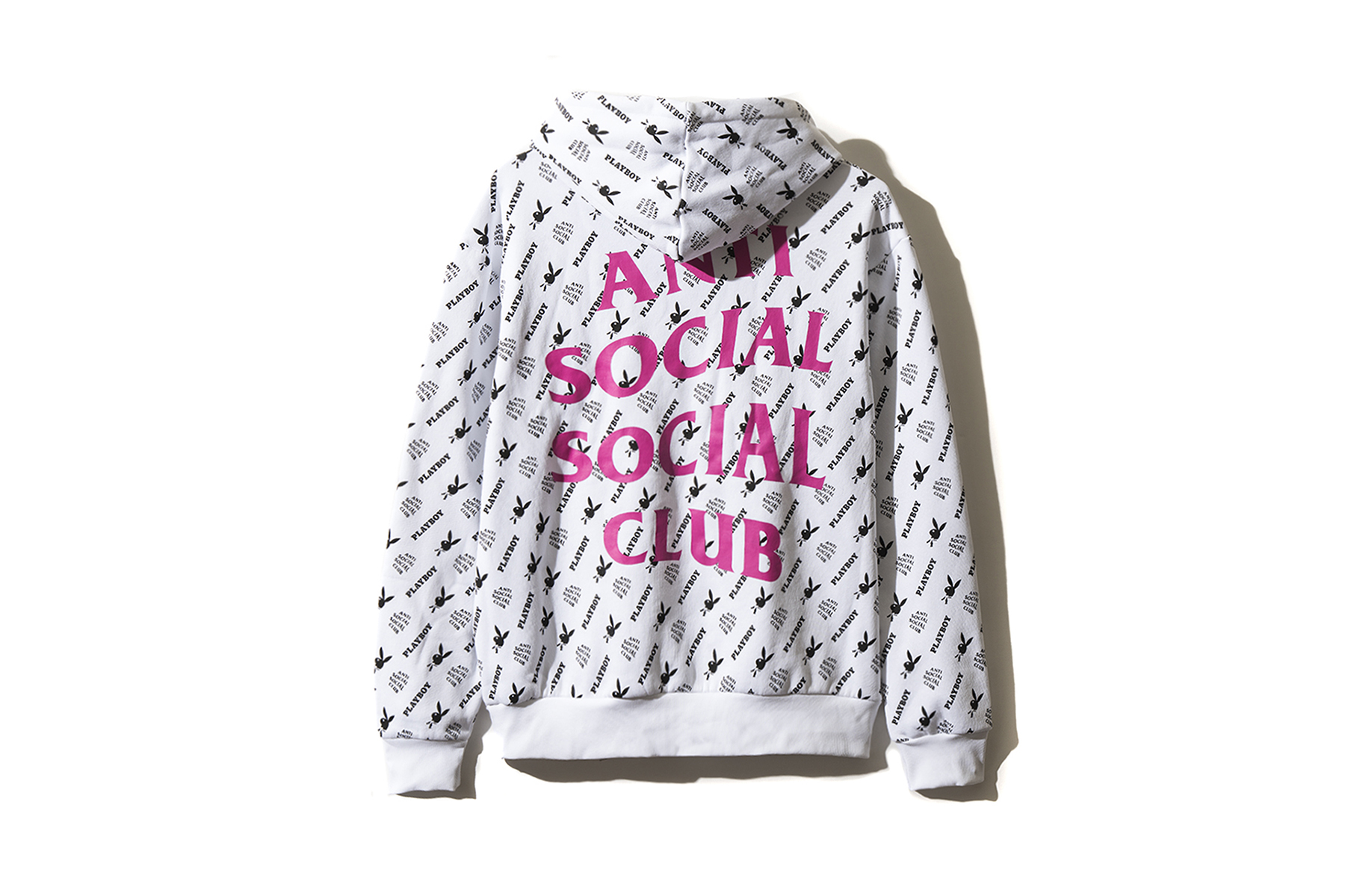 677f2a09e7075 Playboy White Label x Anti Social Social Club