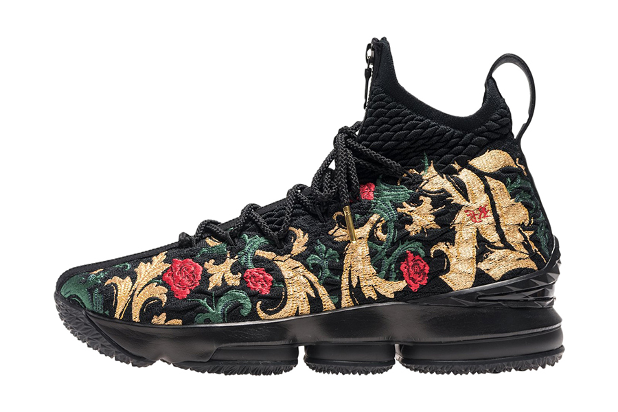 20e730981ef9 KITH x Nike LeBron 15 Closing Ceremony Release