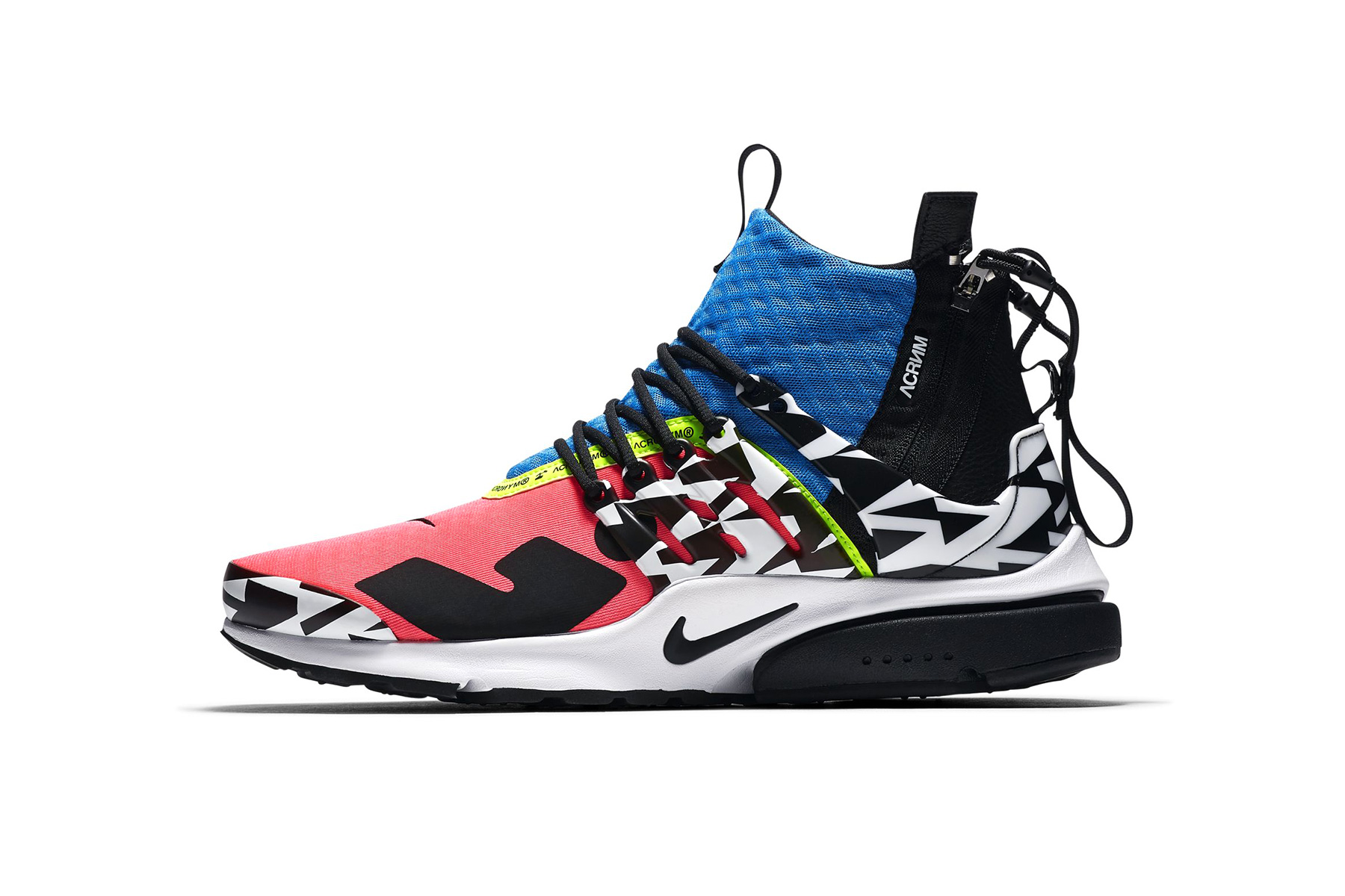 separation shoes 70106 d806e ... coupon for acronym x nike air presto mid 32ce4 135b8