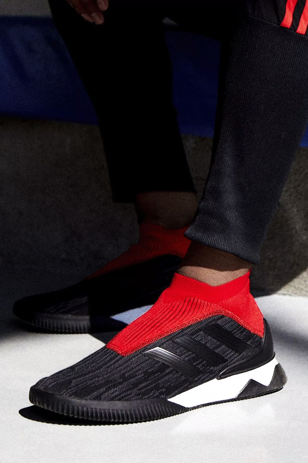 adidas Football Predator Tango 18+ TR Release Details Shoes Trainers Sneakers Kicks Cop Purchase Buy Red Black White Colorway