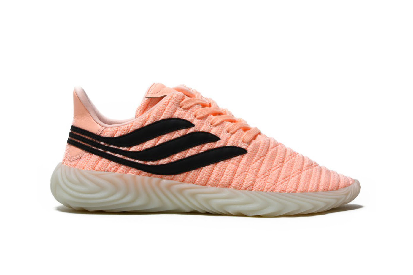 adidas Sobakov Clear Orange release info sneakers core black Crystal White soccer