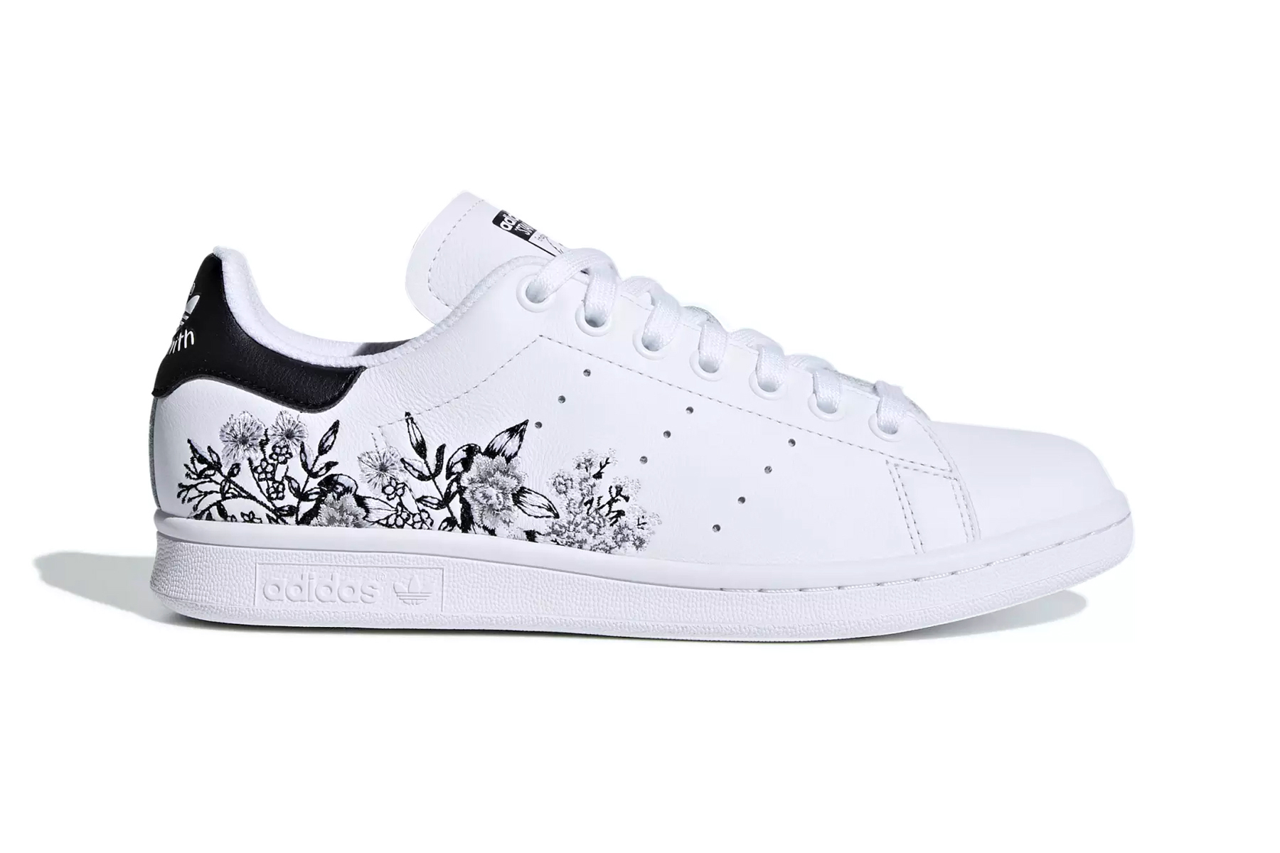 adidas Drops More Floral Themed Stan Smiths | HYPEBEAST
