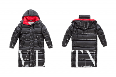 Moncler x Valentino Fall/Winter 2018 Down Jackets