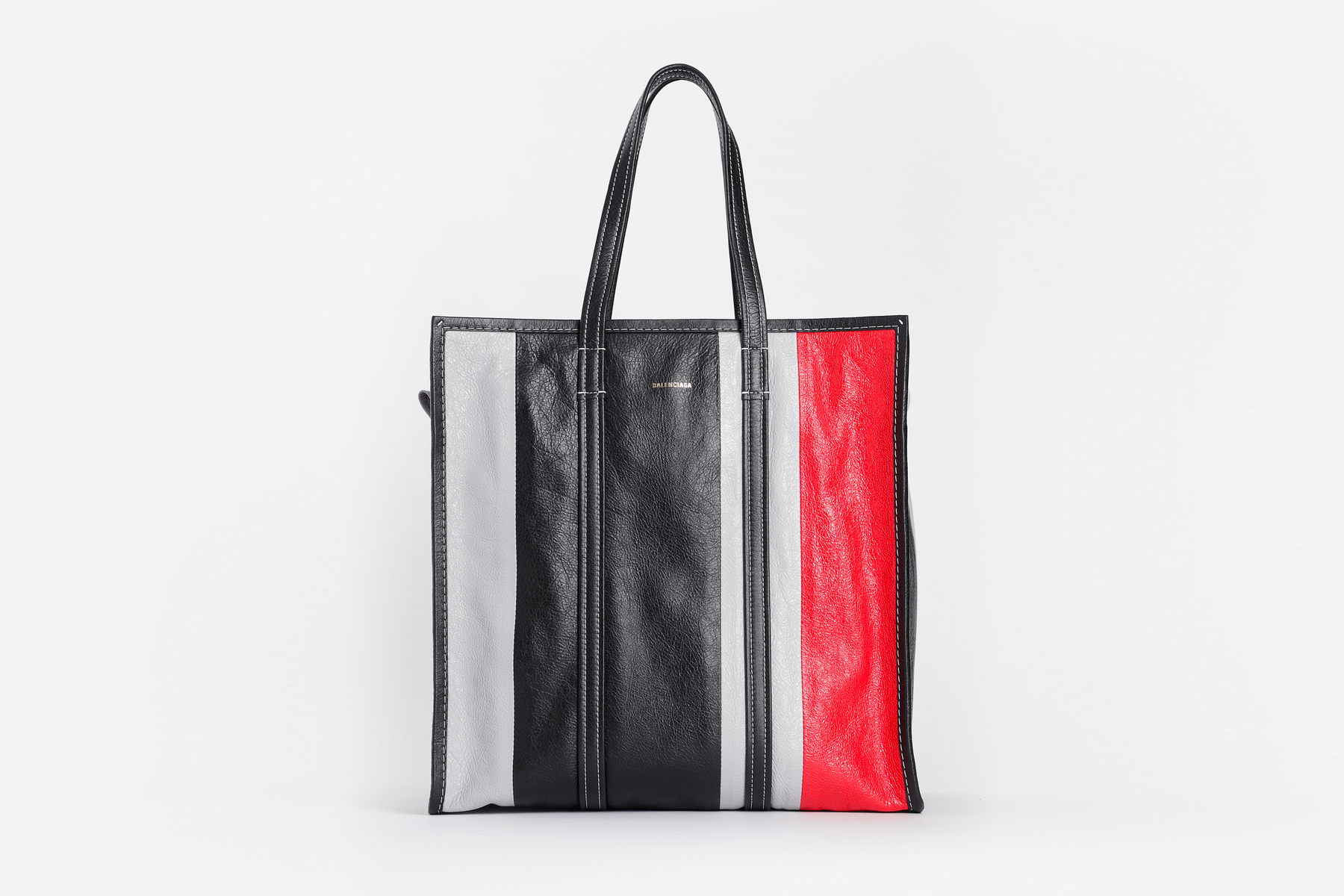 Balenciaga Fall Winter 2018 collection Leather Tote Bags accessories release info black grey yellow red