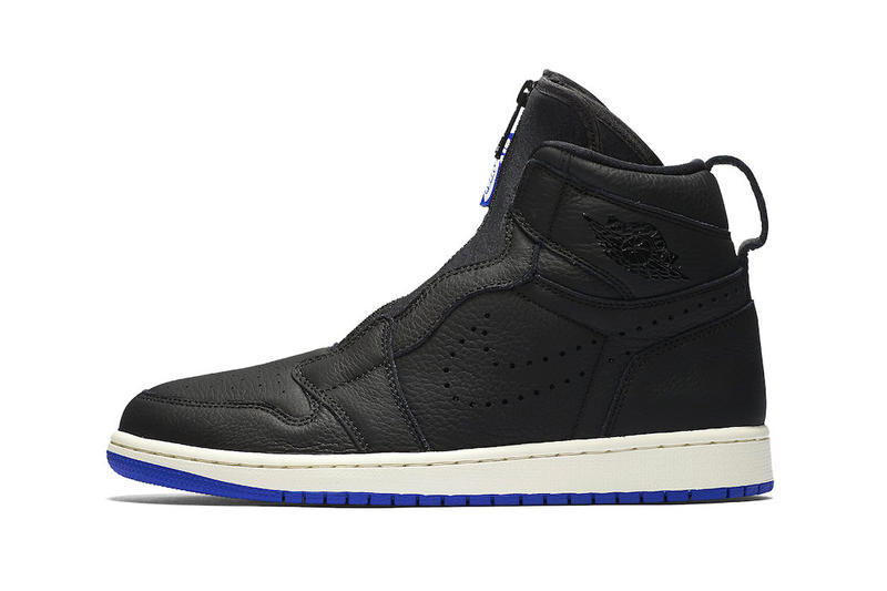 "best sneakers caad2 f8116 The Air Jordan 1 High ""Zip"" in Men's Sizing 