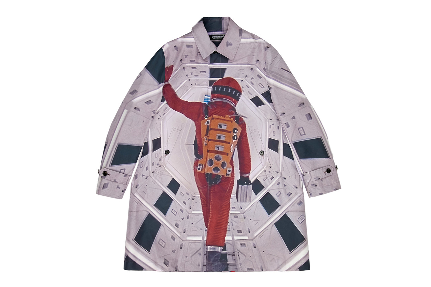 UNDERCOVER '2001: A Space Odyssey' Rain Jacket