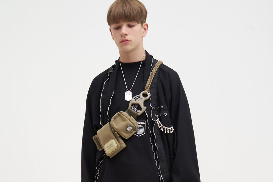 Hyein Seo Fall/Winter 2018 Mens