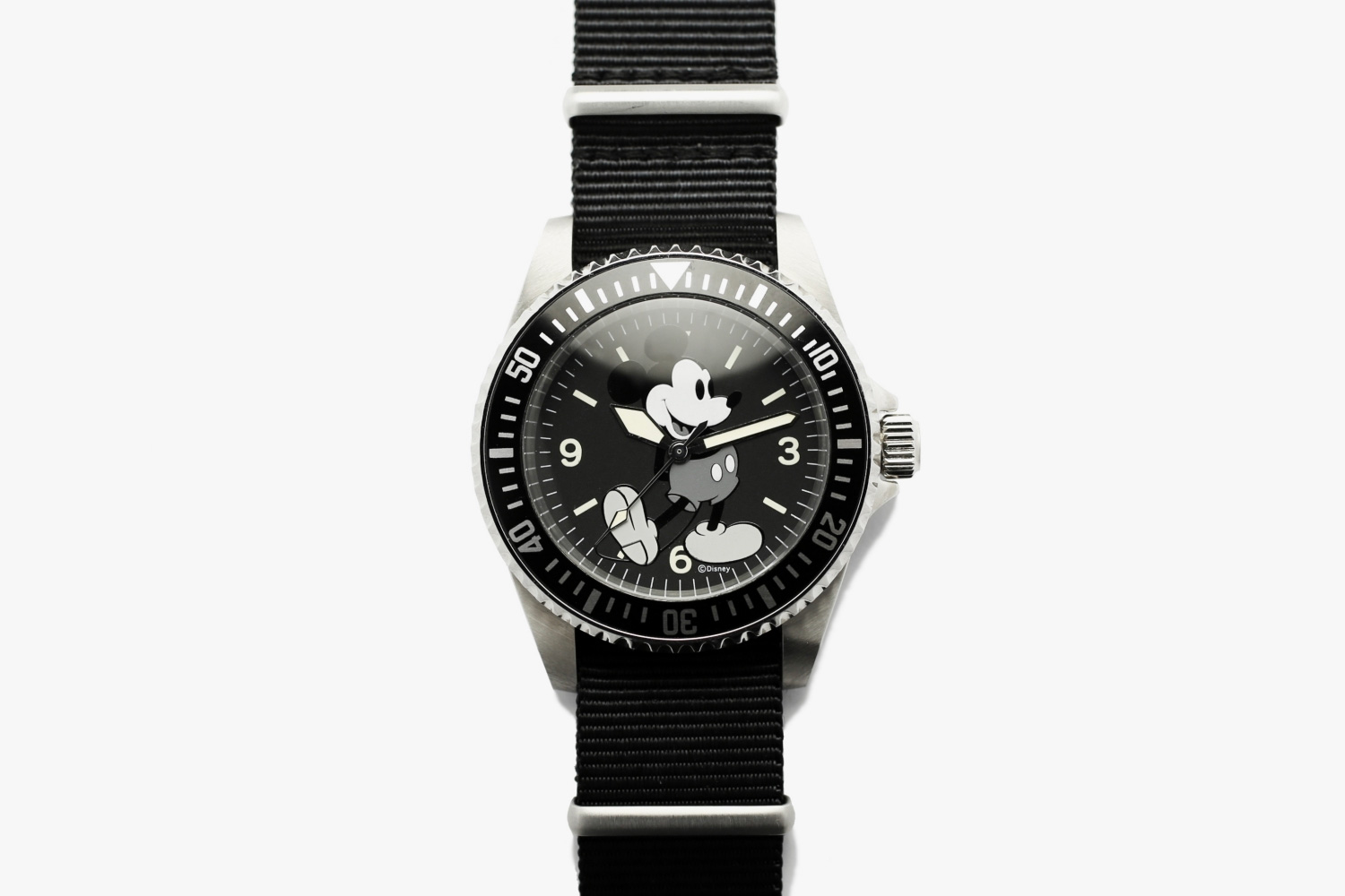 Jam Home Made x BOUNTY HUNTER Mickey Mouse Watch price collaboration purchase accessories mens gift