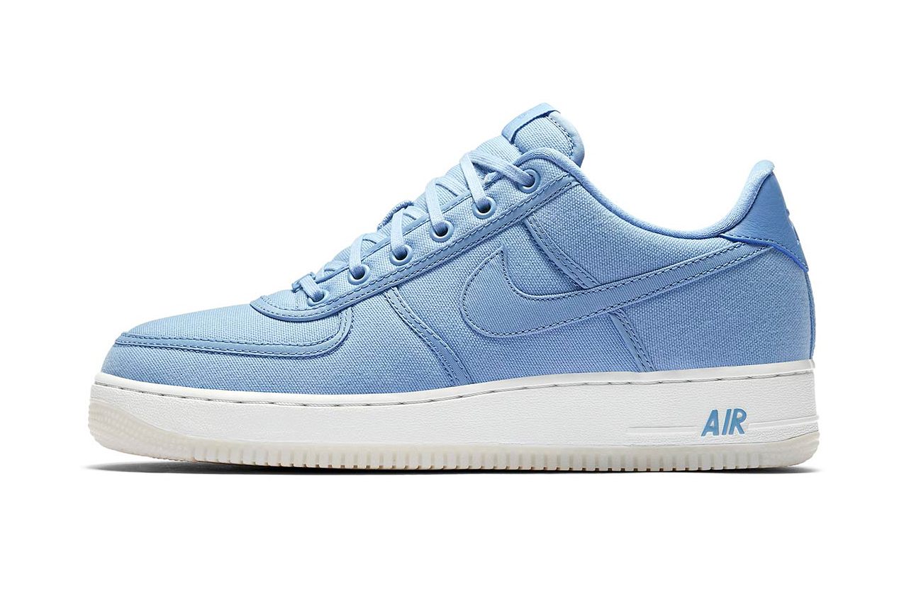 Nike Air Force 1 Low Retro Canvas Release Date | HYPEBEAST