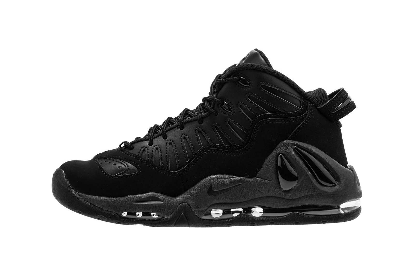 "official photos 7390c d45a7 Nike Air Max Uptempo 97 ""Triple Black"""