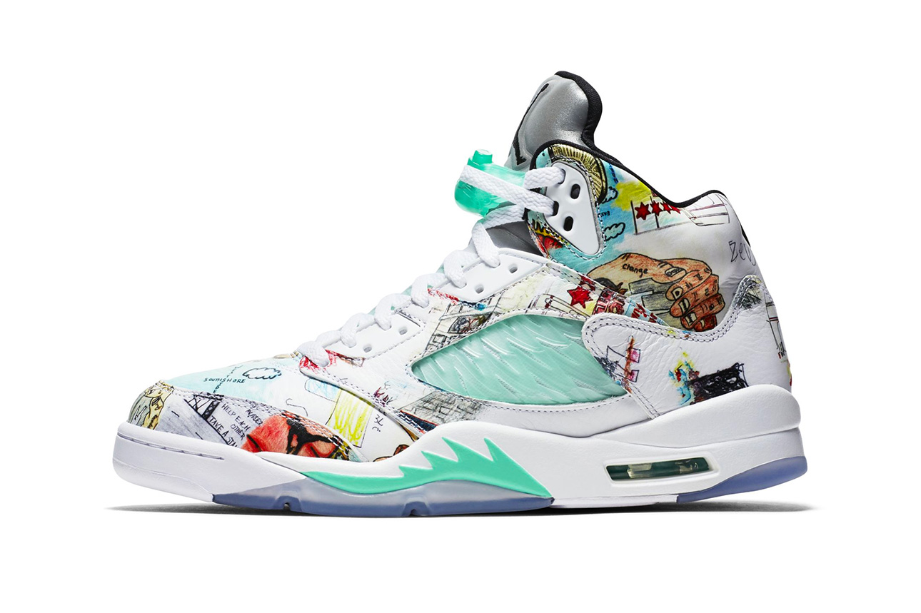 huge discount dabcc ff574 Air Jordan 5 Retro
