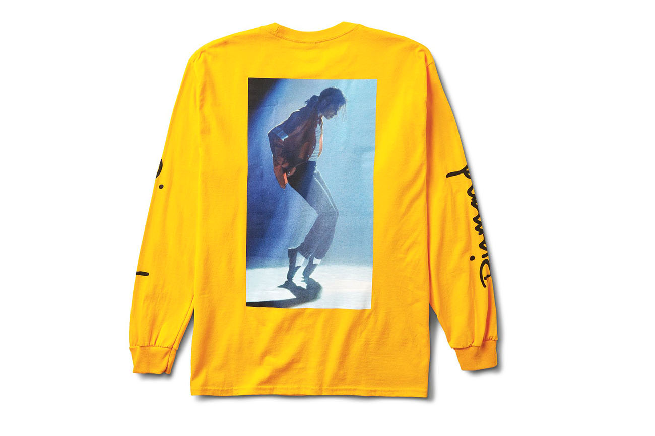 "Diamond Supply Co. Michael Jackson ""King of Pop"" Collection"