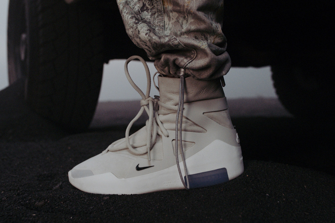 fear of god nike jerry lorenzo 2018 footwear sixth collection jared leto fashion