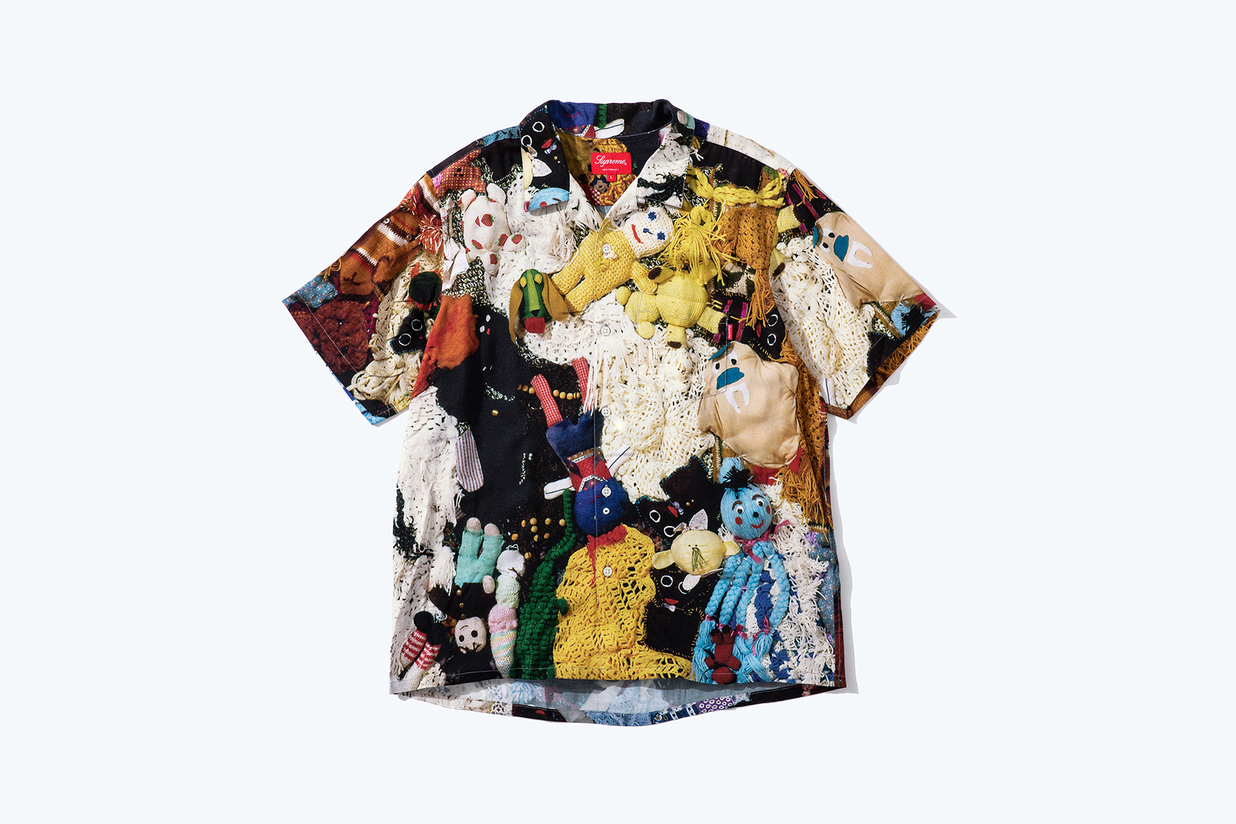 Supreme x Mike Kelley FW18 Collection