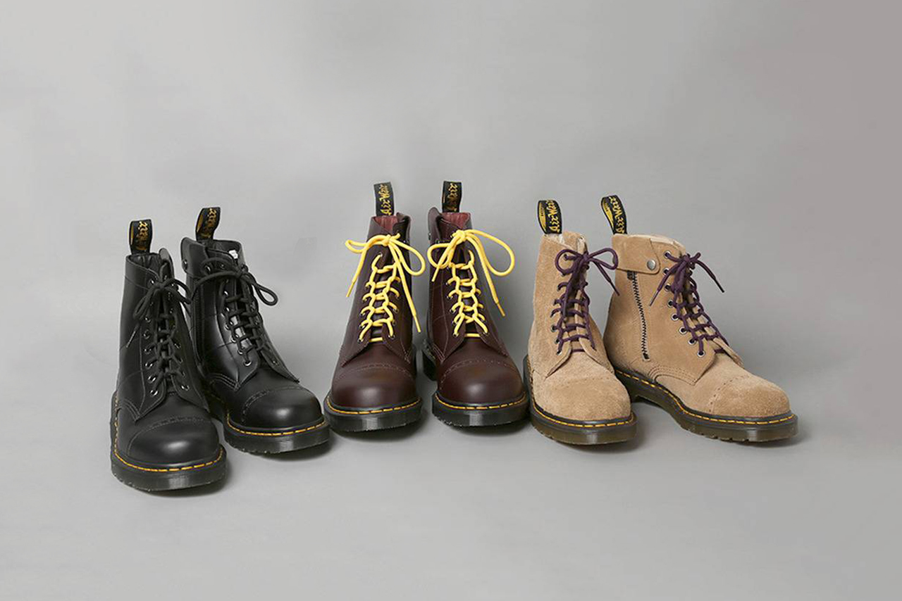 who sells dr martens boots