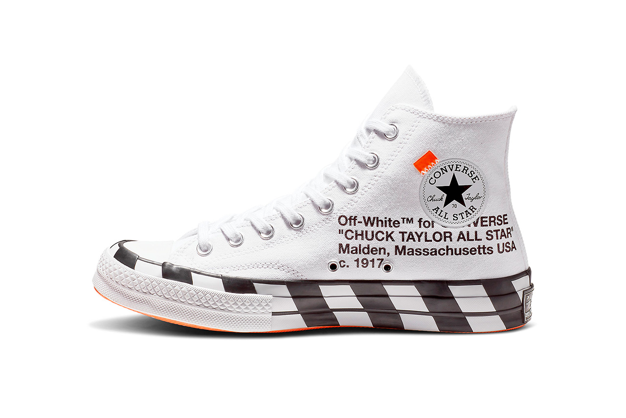 converse off white virgil abloh footwear 2018