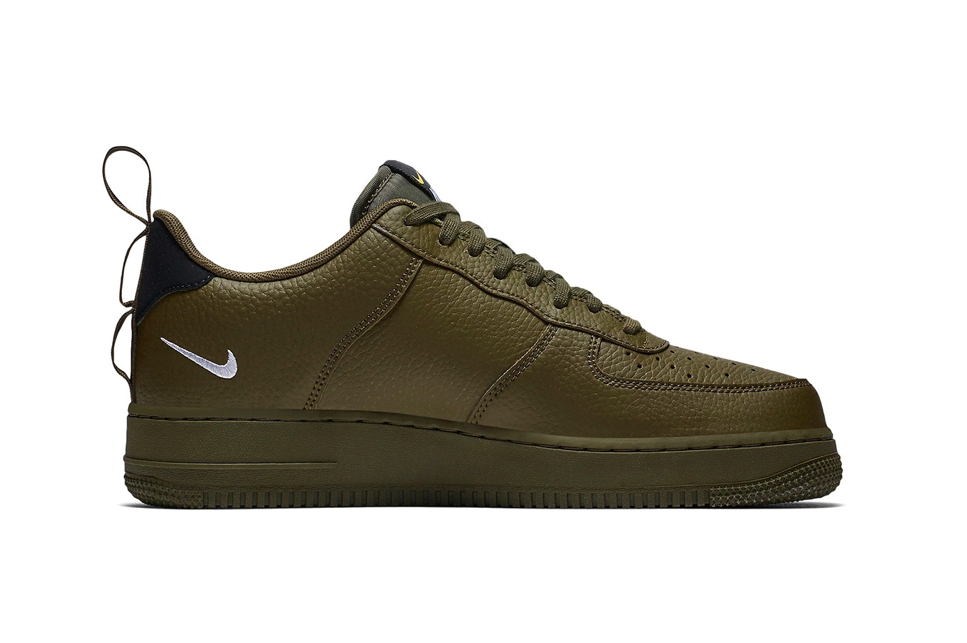 "premium selection c8659 a9469 Nike Air Force 1 Low Utility ""Olive Canvas""   HYPEBEAST DROPS"