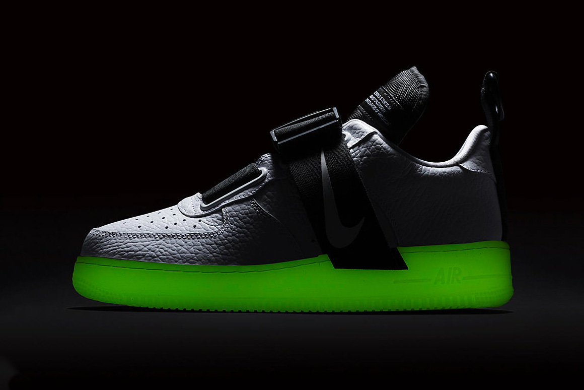 Nike Air Force 1 Utility QS Glow in the Dark | HYPEBEAST